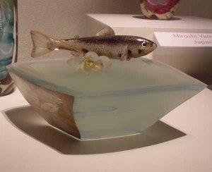 Hiroshi Yamano,Japan, blown glass