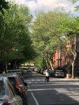 Neighborhood off Fulton, Brooklyn